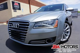 2012 Audi A8 L Quattro AWD Sedan A8L LWB Long Wheel Base LOW MILE | MESA, AZ | JBA MOTORS in Mesa AZ