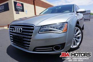 2012 Audi A8 L Quattro AWD Sedan A8L LWB Long Wheel Base LOW MILE   MESA, AZ   JBA MOTORS in Mesa AZ