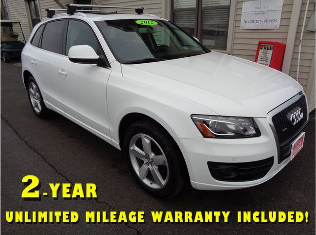 2012 Audi Q5 2.0T Premium Plus in Brockport NY, 14420