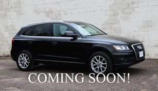 2012 Audi Q5 2.0T Quattro AWD Crossover w/Heated Seats, in Eau Claire, Wisconsin