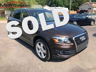 2012 Audi Q5 2.0T Premium Plus Knoxville , Tennessee
