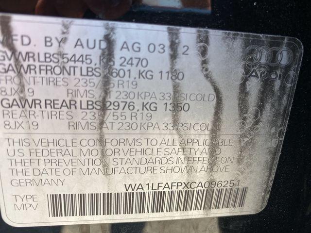 2012 Audi Q5 2.0T Premium Plus Madison, NC 44