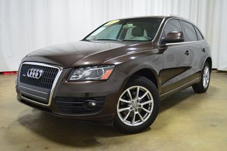 2012 Audi Q5 2.0T Premium Plus/W Leather and Sunroof in Merrillville IN, 46410