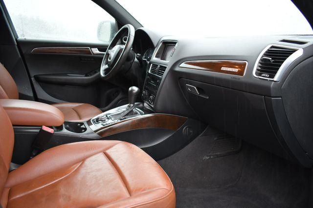 2012 Audi Q5 3.2L Premium Plus Naugatuck, Connecticut 8