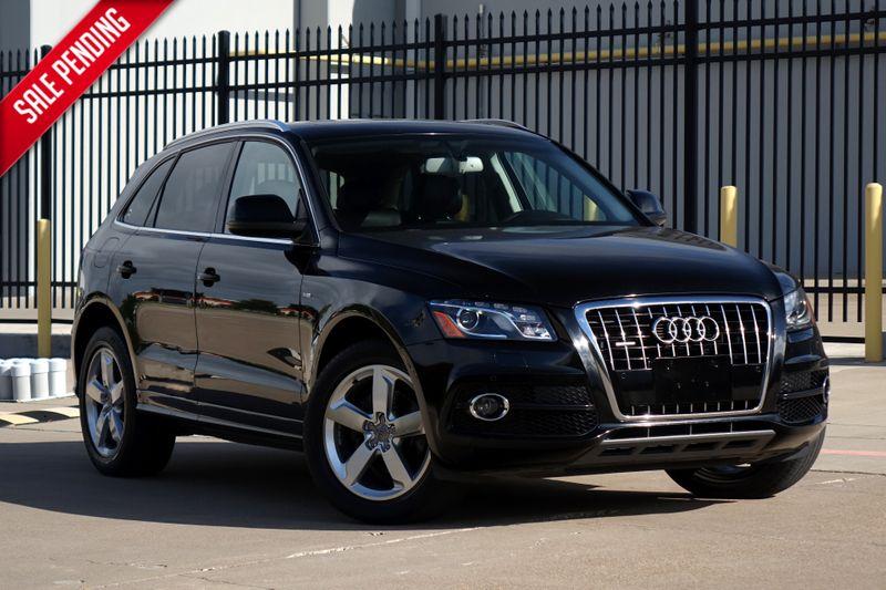 2012 Audi Q5 3.2L Premium Plus* Bang & Olufsen*  Nav* BU Cam***   Plano, TX   Carrick's Autos in Plano TX