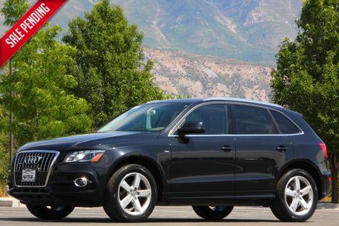 2012 Audi Q5 Quattro S-Line 3.2L Premium Plus AWD in , Utah