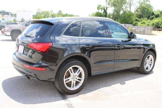 2012 Audi Q5 2.0T Premium Plus St. Louis, Missouri 4