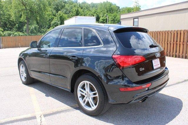 2012 Audi Q5 2.0T Premium Plus St. Louis, Missouri 6