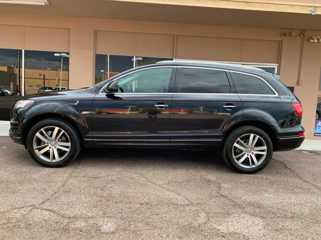 2012 Audi Q7 3.0L TDI Premium Plus 10 YEAR/120,000 MILE FACTORY TDI WARRANTY Mesa, Arizona 1