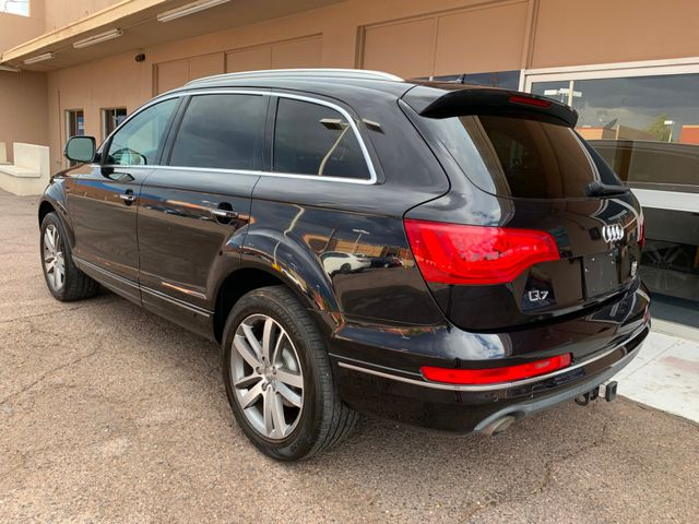 2012 Audi Q7 3.0L TDI Premium Plus 10 YEAR/120,000 MILE FACTORY TDI WARRANTY Mesa, Arizona 2