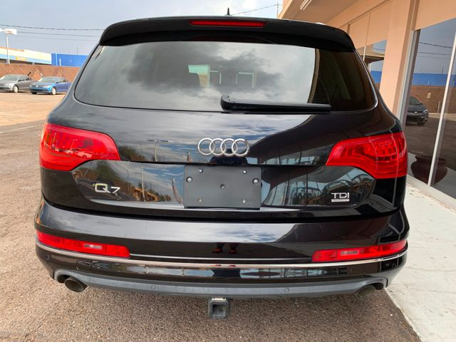 2012 Audi Q7 3.0L TDI Premium Plus 10 YEAR/120,000 MILE FACTORY TDI WARRANTY Mesa, Arizona 3