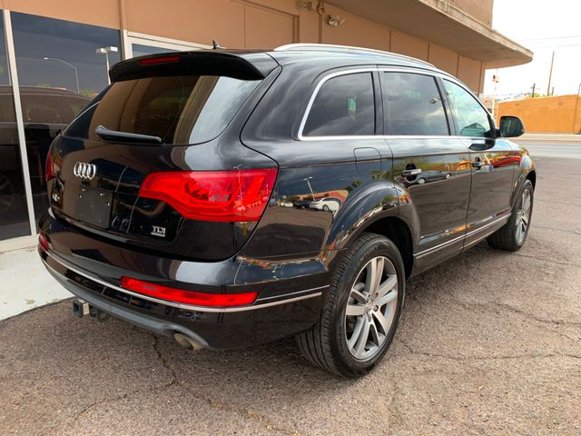 2012 Audi Q7 3.0L TDI Premium Plus 10 YEAR/120,000 MILE FACTORY TDI WARRANTY Mesa, Arizona 4