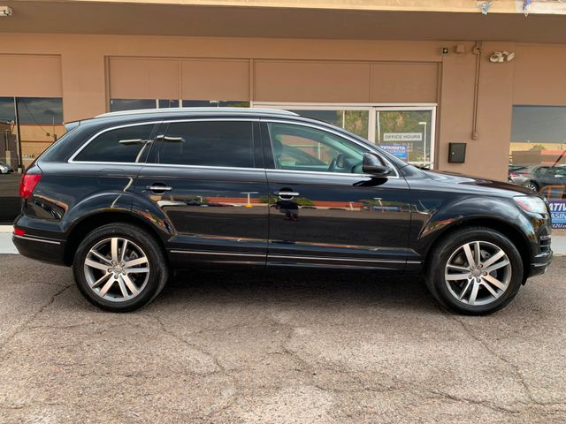 2012 Audi Q7 3.0L TDI Premium Plus 10 YEAR/120,000 MILE FACTORY TDI WARRANTY Mesa, Arizona 5