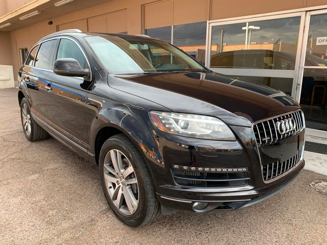 2012 Audi Q7 3.0L TDI Premium Plus 10 YEAR/120,000 MILE FACTORY TDI WARRANTY Mesa, Arizona 6