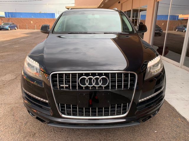 2012 Audi Q7 3.0L TDI Premium Plus 10 YEAR/120,000 MILE FACTORY TDI WARRANTY Mesa, Arizona 7