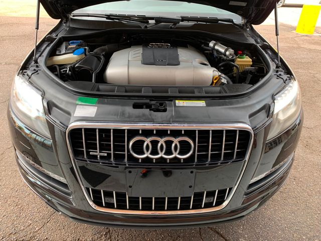 2012 Audi Q7 3.0L TDI Premium Plus 10 YEAR/120,000 MILE FACTORY TDI WARRANTY Mesa, Arizona 8