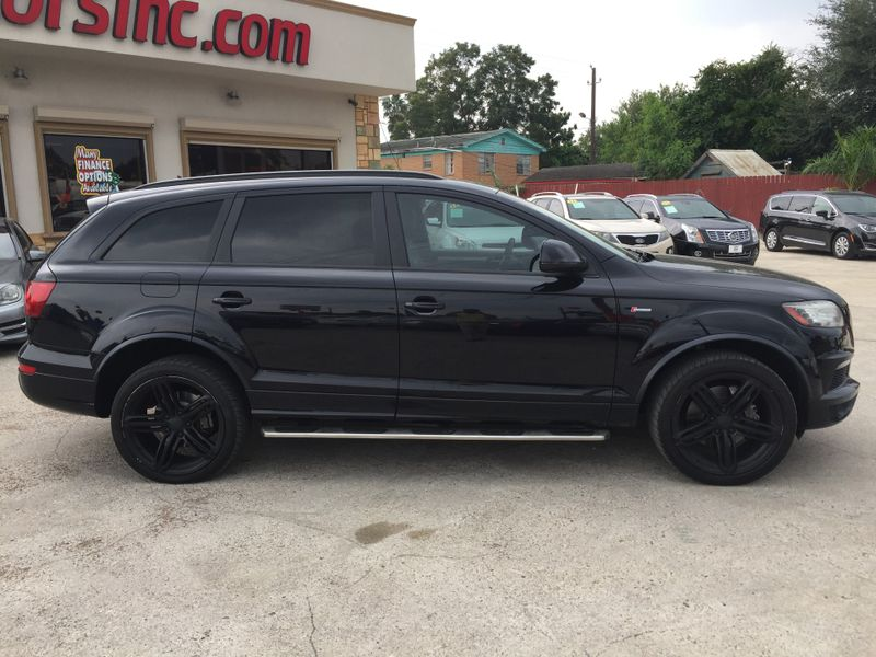 2012 Audi Q7 30T S line  Brownsville TX  English Motors  in Brownsville, TX