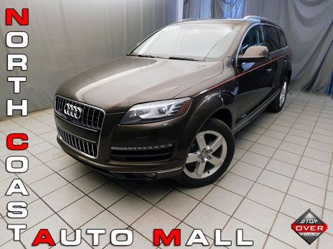 2012 Audi Q7 3.0L TDI Premium Plus in Cleveland, Ohio