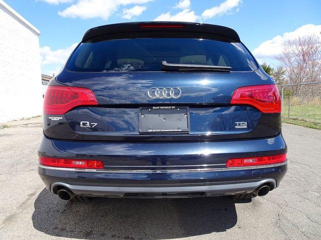 2012 Audi Q7 3.0L TDI Premium Madison, NC 3