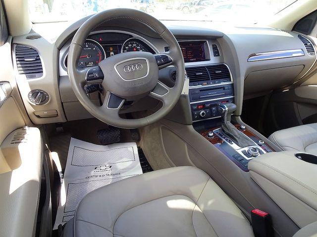 2012 Audi Q7 3.0L TDI Premium Madison, NC 42
