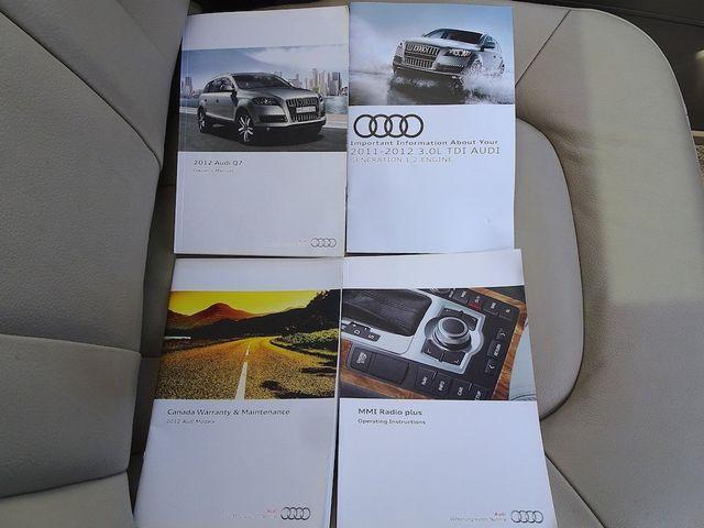 2012 Audi Q7 3.0L TDI Premium Madison, NC 57