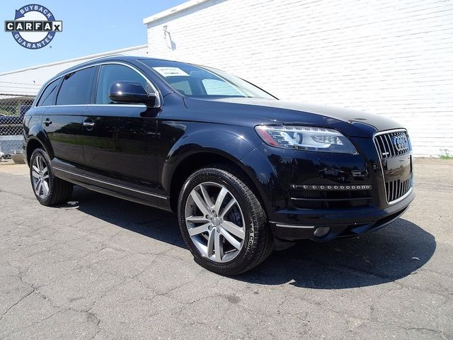 2012 Audi Q7 3.0L TDI Premium Plus Madison, NC 1