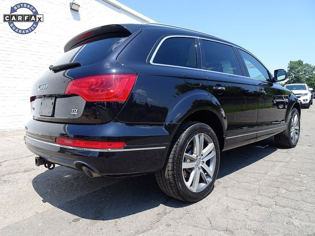 2012 Audi Q7 3.0L TDI Premium Plus Madison, NC 2