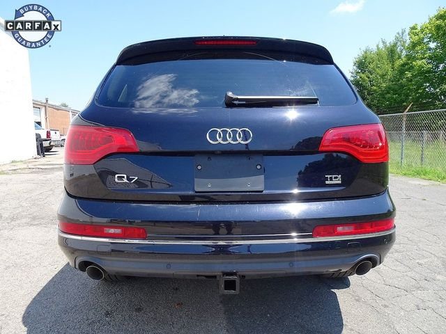 2012 Audi Q7 3.0L TDI Premium Plus Madison, NC 3