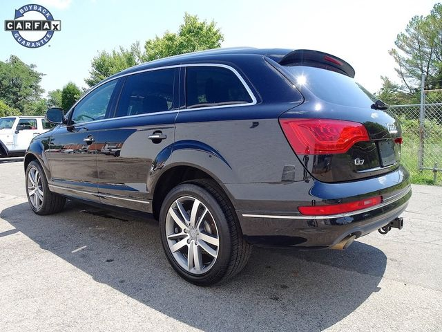 2012 Audi Q7 3.0L TDI Premium Plus Madison, NC 4
