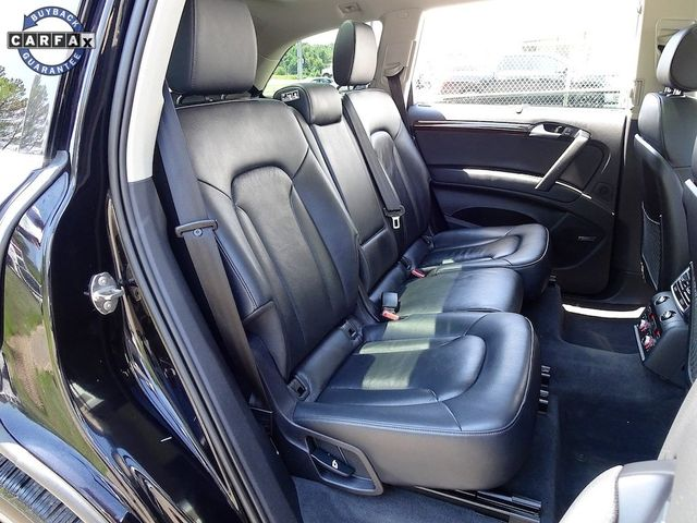2012 Audi Q7 3.0L TDI Premium Plus Madison, NC 41