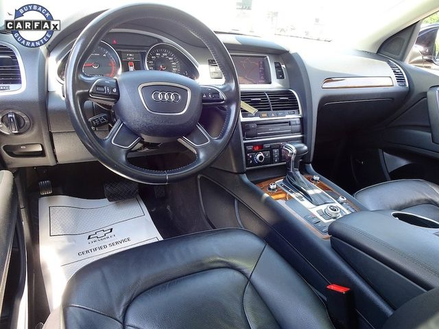 2012 Audi Q7 3.0L TDI Premium Plus Madison, NC 44