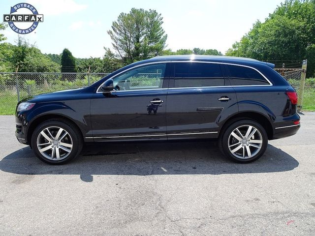 2012 Audi Q7 3.0L TDI Premium Plus Madison, NC 5