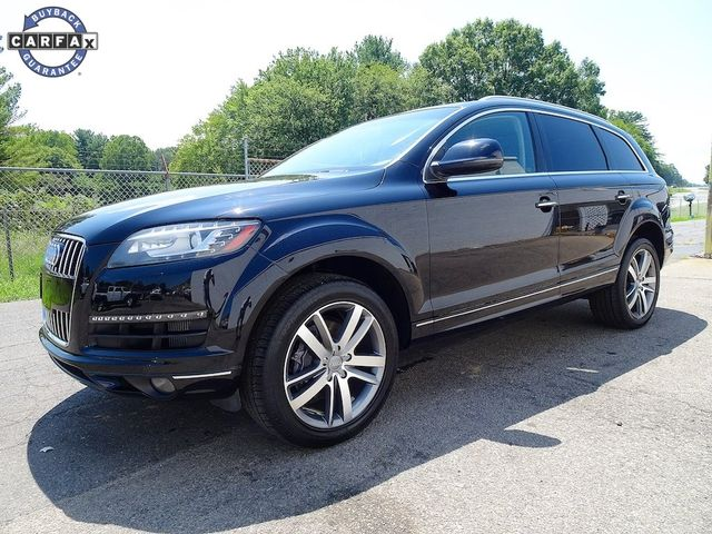 2012 Audi Q7 3.0L TDI Premium Plus Madison, NC 6
