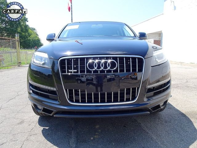 2012 Audi Q7 3.0L TDI Premium Plus Madison, NC 7