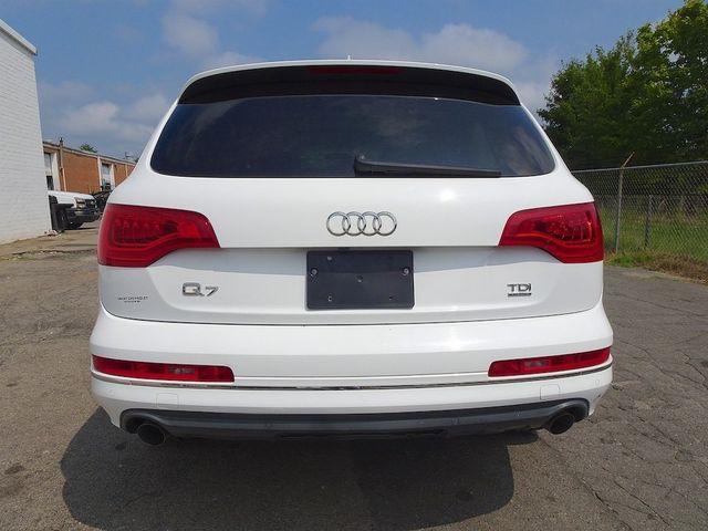 2012 Audi Q7 3.0L TDI Premium Plus Madison, NC 3