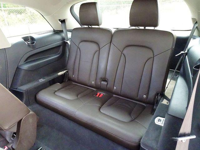 2012 Audi Q7 3.0L TDI Premium Plus Madison, NC 33