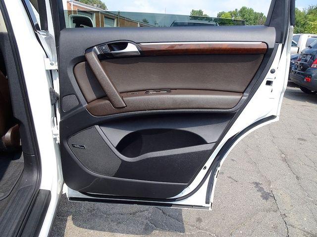 2012 Audi Q7 3.0L TDI Premium Plus Madison, NC 35