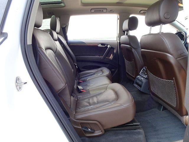 2012 Audi Q7 3.0L TDI Premium Plus Madison, NC 36