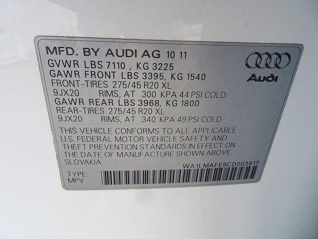 2012 Audi Q7 3.0L TDI Premium Plus Madison, NC 49