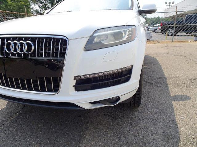2012 Audi Q7 3.0L TDI Premium Plus Madison, NC 9