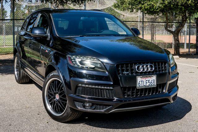 2012 Audi Q7 3.0T S line - 75K MILES - PRESTIGE Reseda, CA 51