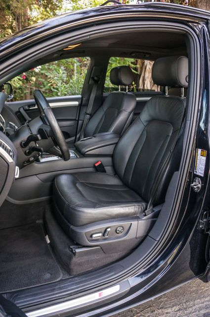 2012 Audi Q7 3.0T S line - 75K MILES - PRESTIGE Reseda, CA 33