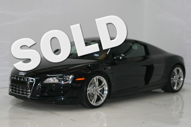 2012 Audi R8 5.2L Houston, Texas 0