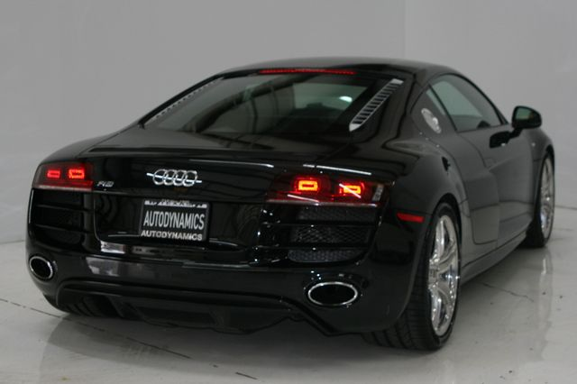2012 Audi R8 5.2L Houston, Texas 10