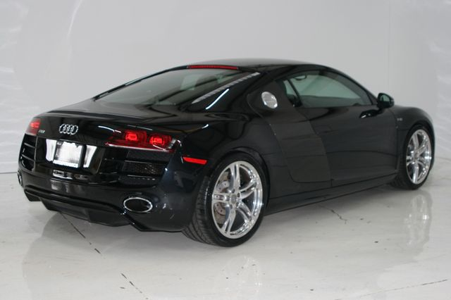 2012 Audi R8 5.2L Houston, Texas 11