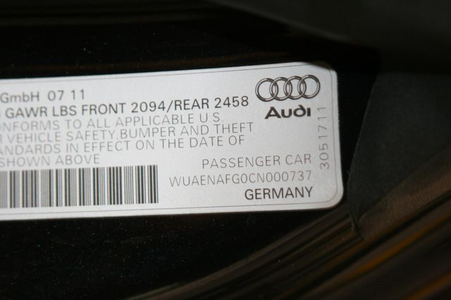2012 Audi R8 5.2L Houston, Texas 32