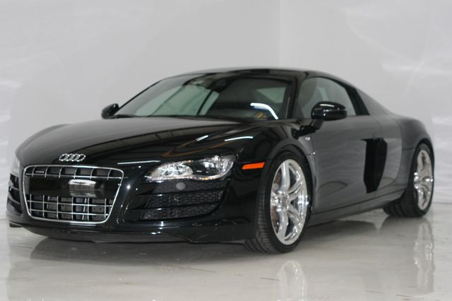 2012 Audi R8 5.2L Houston, Texas 4