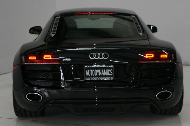 2012 Audi R8 5.2L Houston, Texas 9