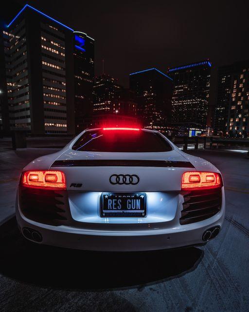 2012 Audi R8 4.2L Houston, Texas 14