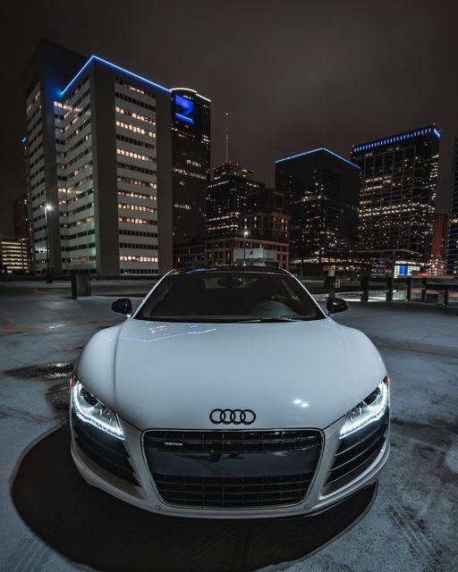 2012 Audi R8 4.2L Houston, Texas 16